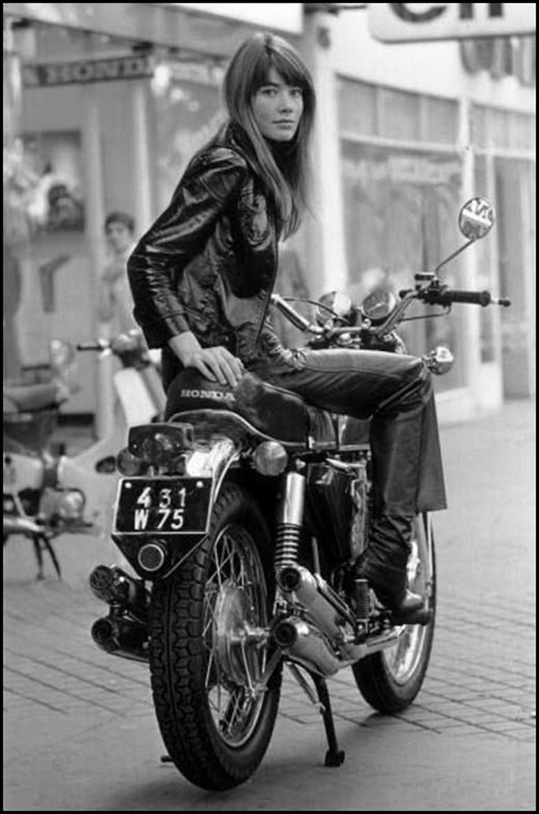 Classy Women Ride Motorcycles Deus Ex Machinadeus Ex Machina