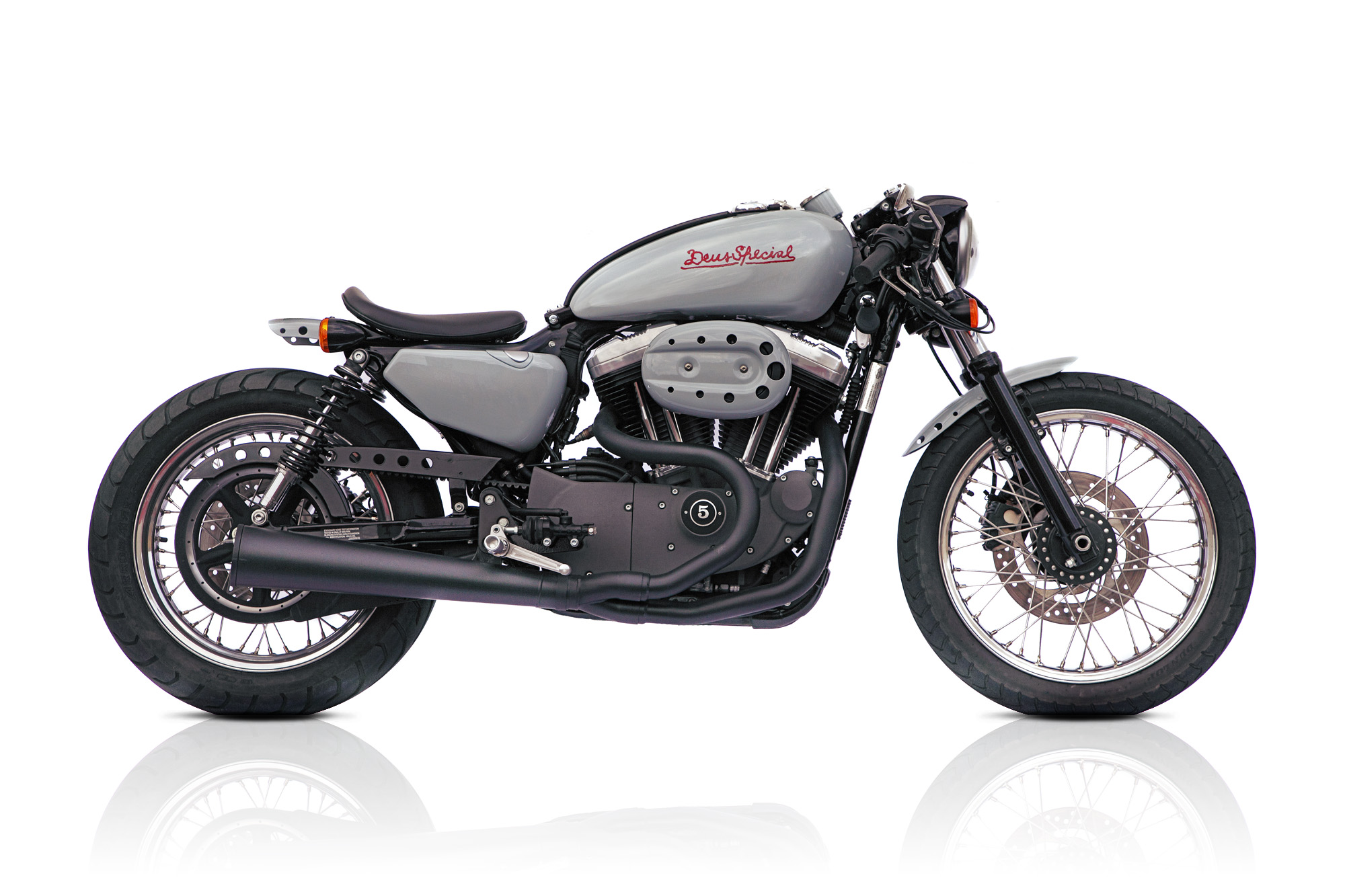 Enquire About The V Twin Cafe Racer
