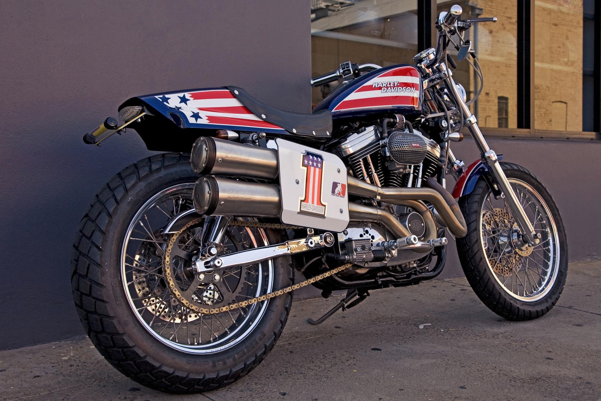 Evel Knievel 1200