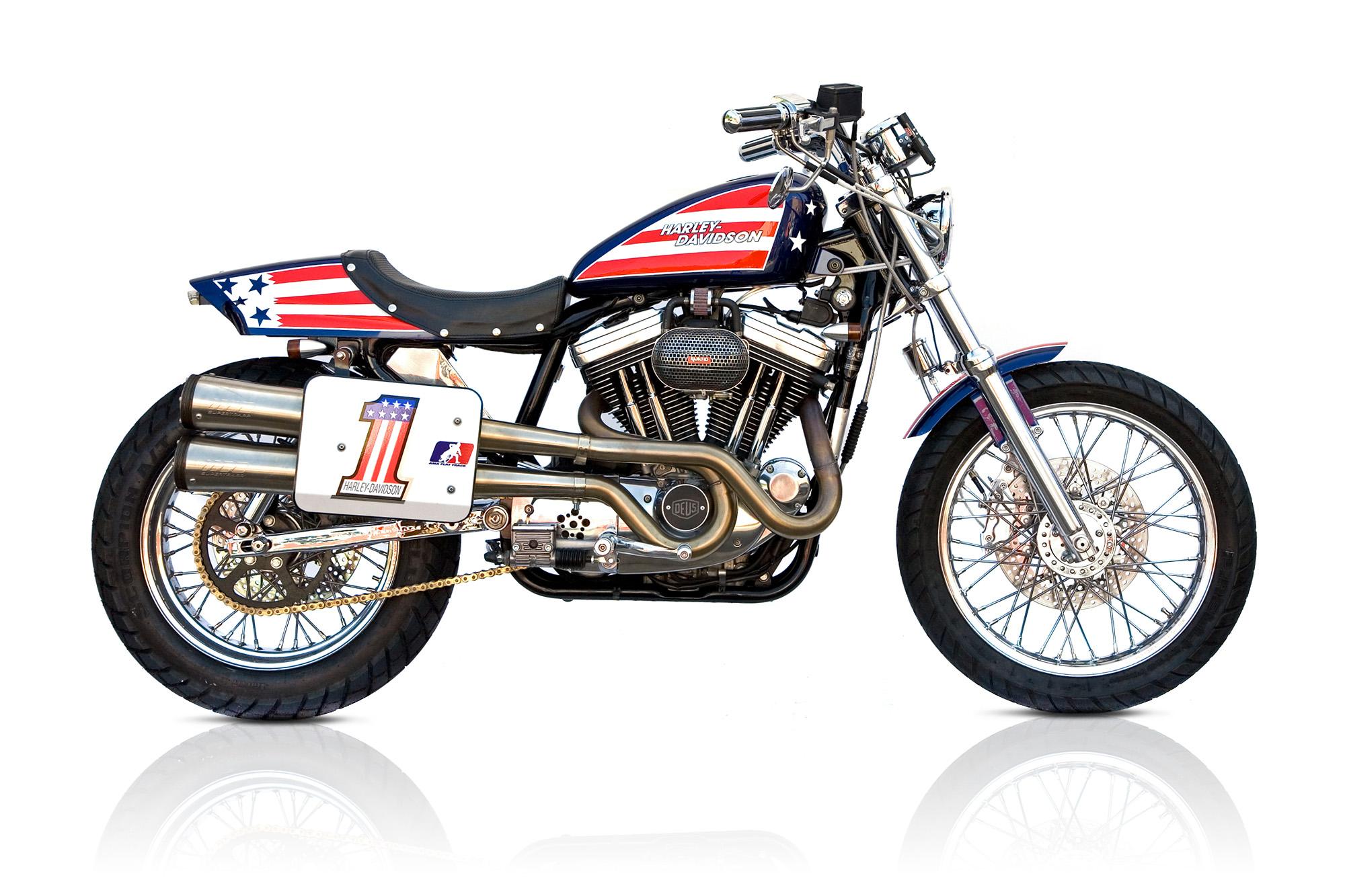 Evel Knievel 1200 Deus Ex Machinadeus Machina Harley Davidson Sportster Wiring Diagram Enquire About The
