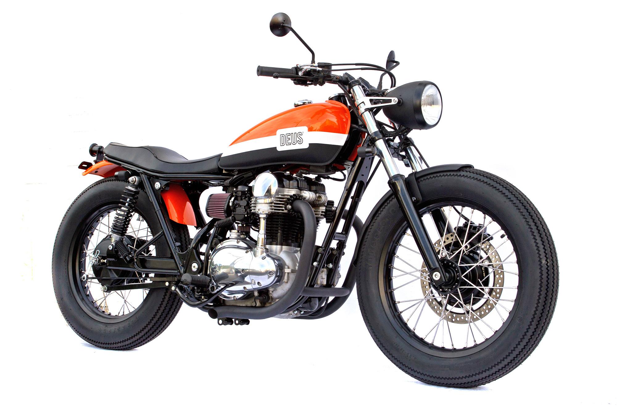 Deus Ex Motorcycles