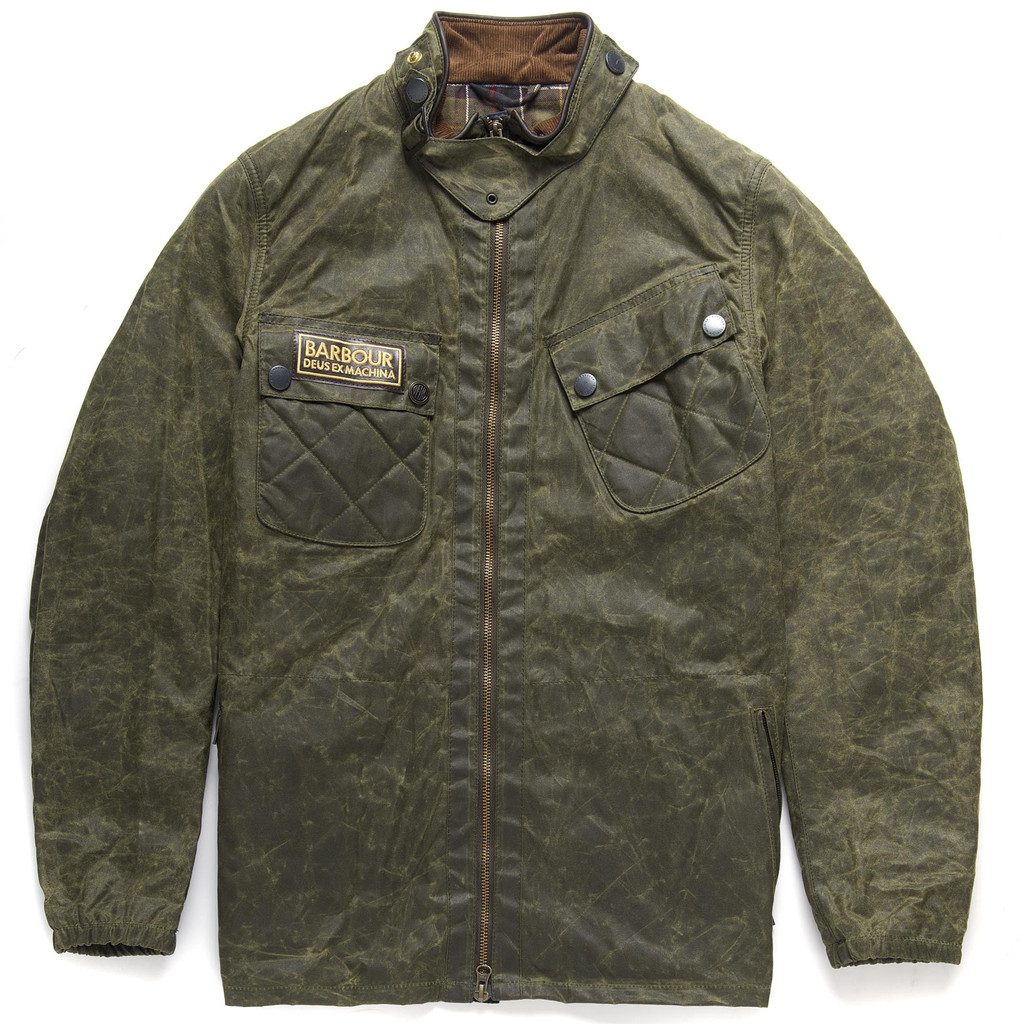 Barbour x Deus - Devonport Wax Jacket