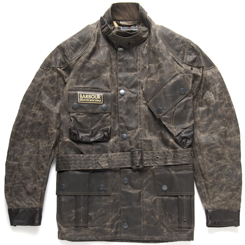 Barbour x Deus - Hurstville Wax Jacket