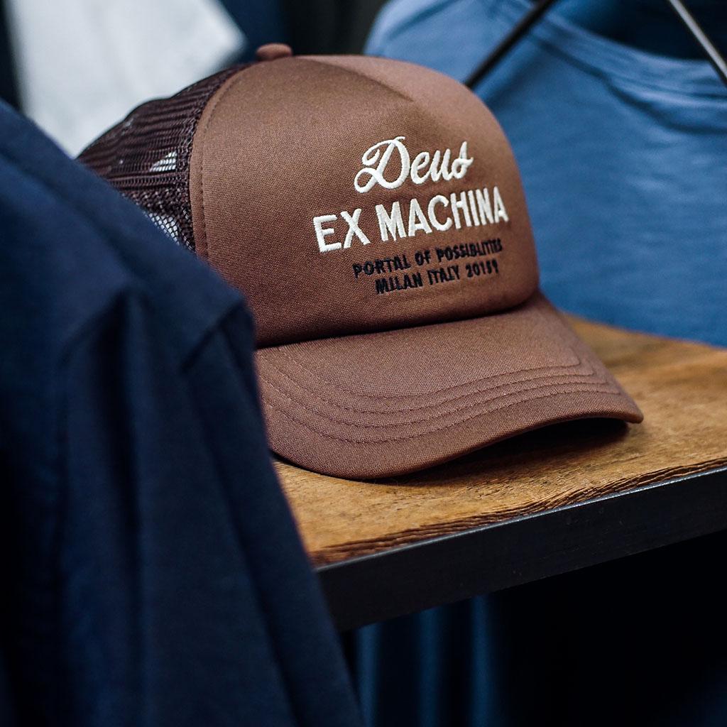 New Deus Hats