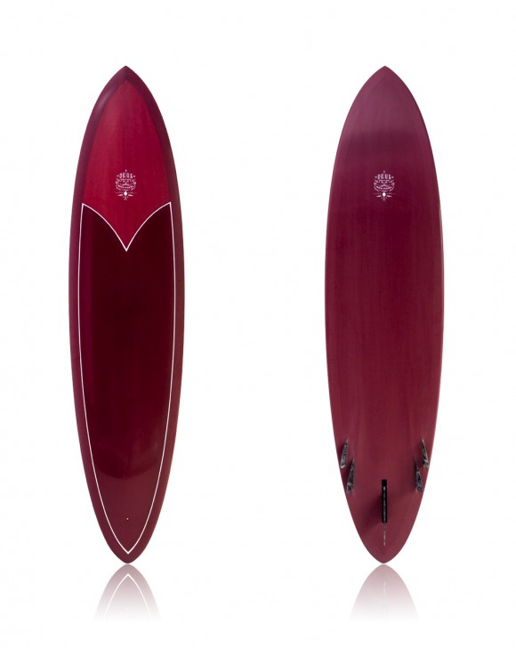 Speed Bonzer 7'8 Auburn - Rich Pavel