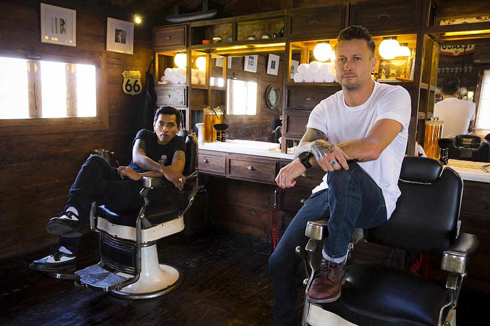 Barber Shop Minneapolis : barber shop at deus deus ex machinadeus ex machina culver city barber ...