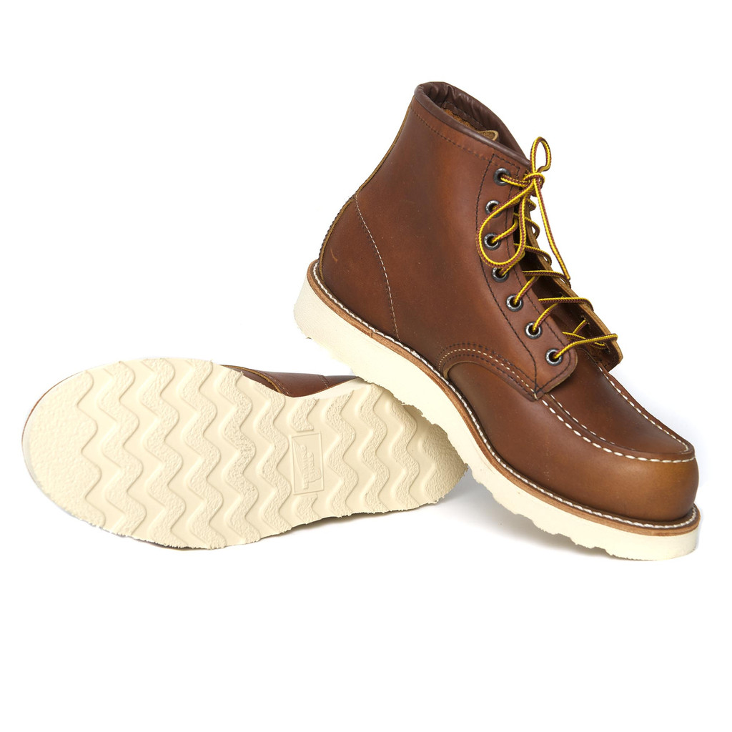Red Wing Crepe Sole