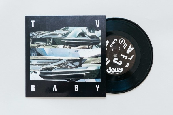TV BABY Limited vinyl