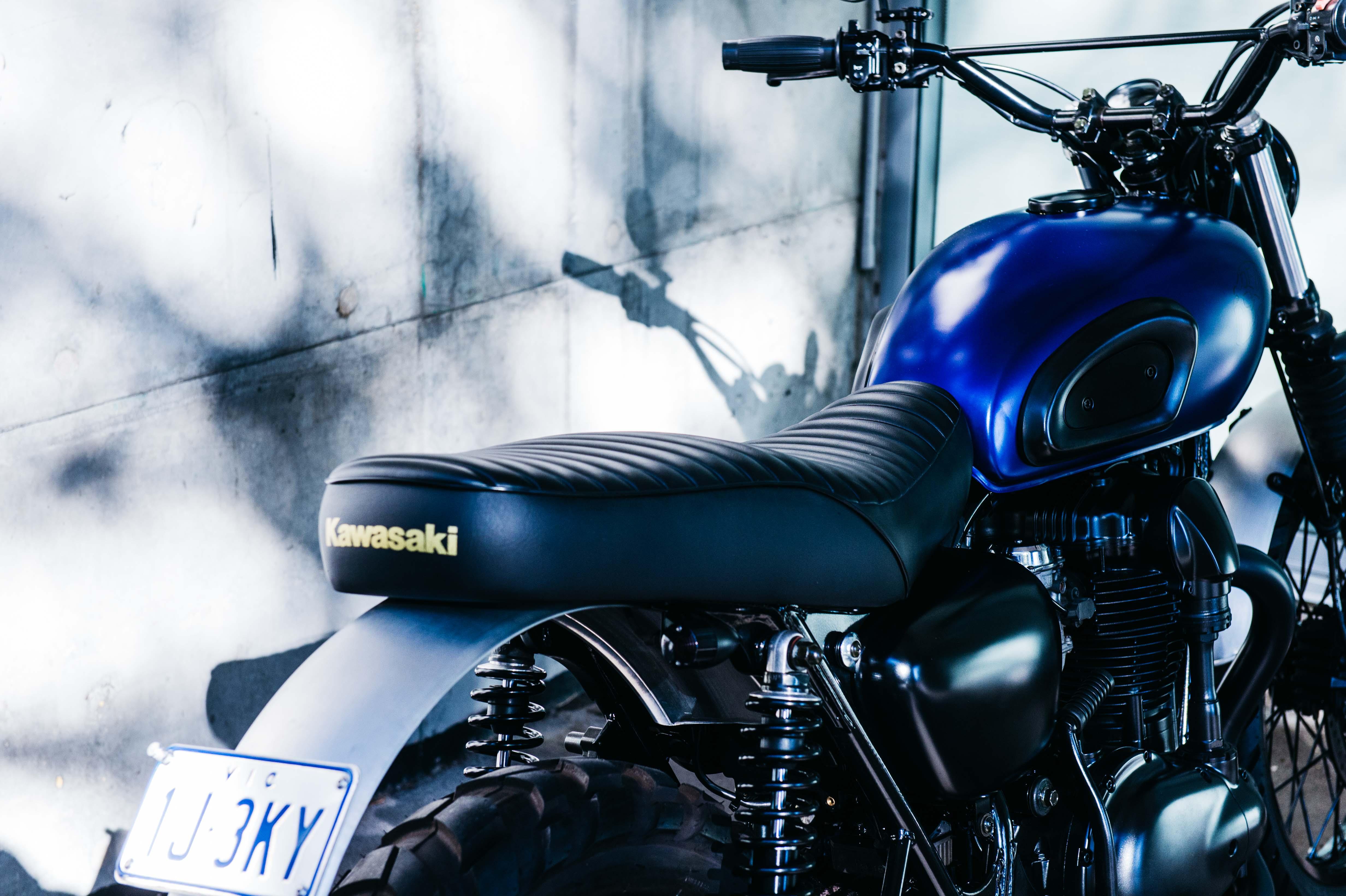 Midnight Rambler W650 Deus Ex Machinadeus Ex Machina