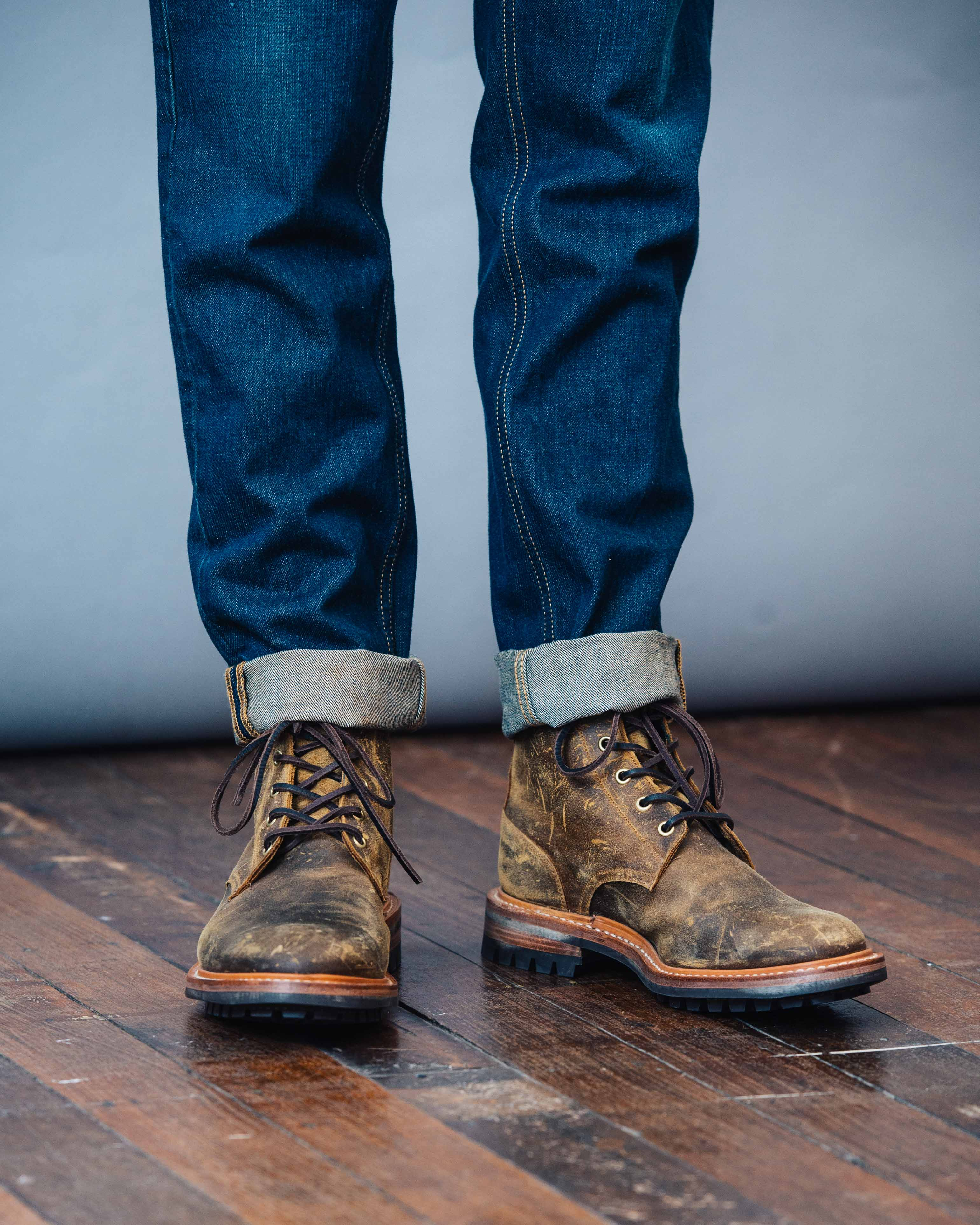 Trickers Boots