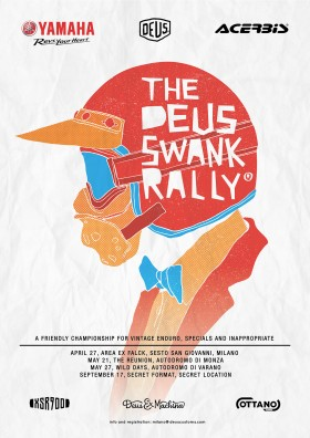 The Deus Swank Rally